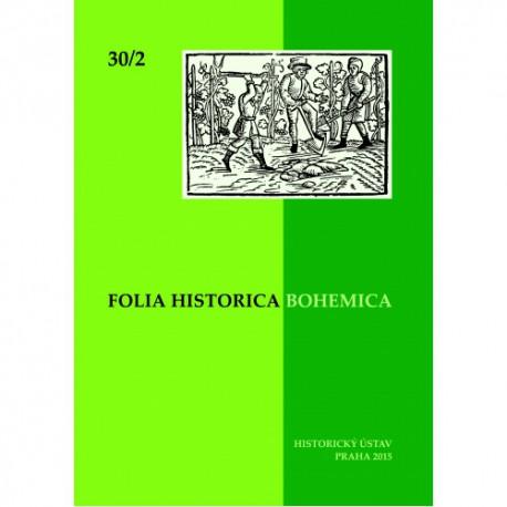 Folia Historica Bohemica 30/2