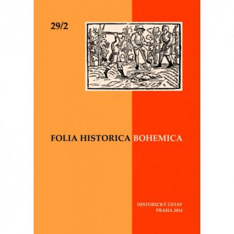 Folia Historica Bohemica 29/2