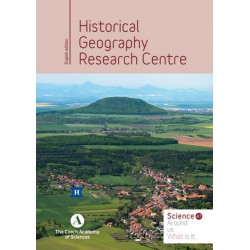 Eva SEMOTANOVÁ, Historical Geography Research Centre