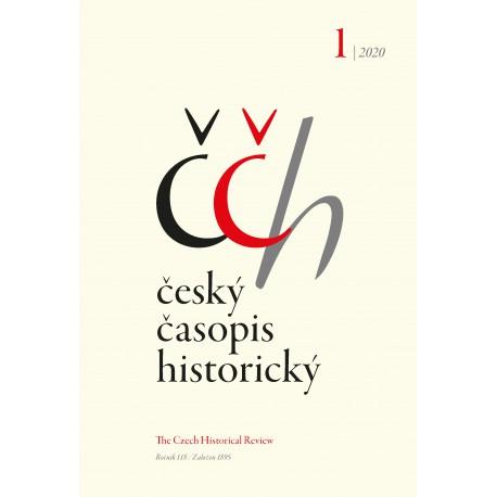 Český časopis historický 1/2020