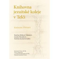 Knihovna jezuitské koleje v Telči, katalog výstavy
