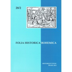 Folia Historica Bohemica 28/2