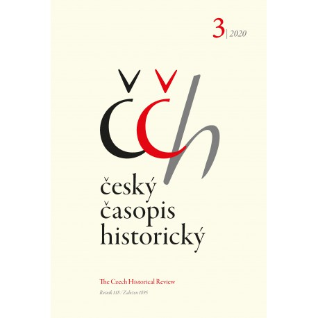 Český časopis historický 3/2020