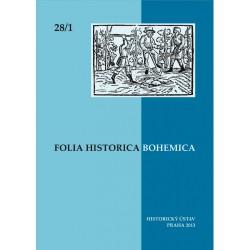 Folia Historica Bohemica 28/1