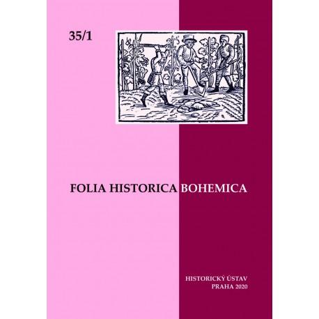 Folia Historica Bohemica 35/1