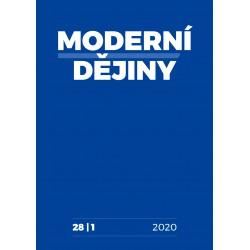 Moderní dějiny. Časopis pro dějiny 19. a 20. století 28/1