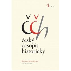 Český časopis historický 4/2020