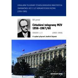 Cirkulární telegramy MZV 1956–1967/68, svazek I/2 (1963–1968)