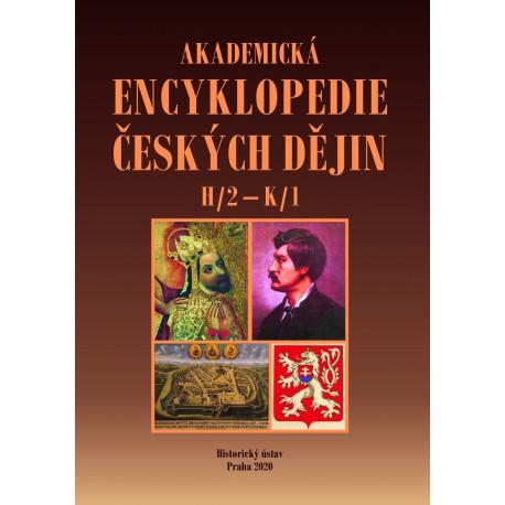 Akademická encyklopedie českých dějin. Díl VI, H/2 – K/1, Jaroslav Pánek a kol.