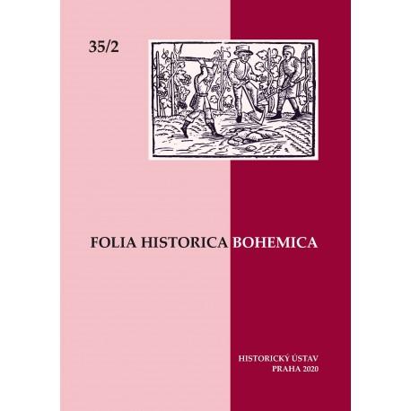 Folia Historica Bohemica 35/2