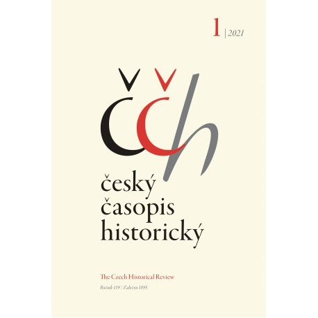 Český časopis historický 1/2021