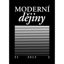 Moderní dějiny. Časopis pro dějiny 19. a 20. století 21/2