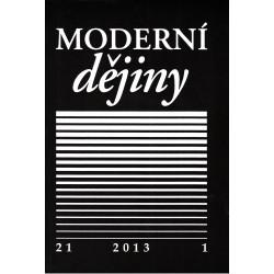 Moderní dějiny. Časopis pro dějiny 19. a 20. století 21/1