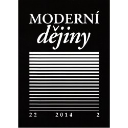 Moderní dějiny. Časopis pro dějiny 19. a 20. století 22/2