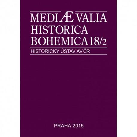 Mediaevalia historica bohemica 18/2