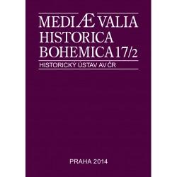 Mediaevalia historica bohemica 17/2