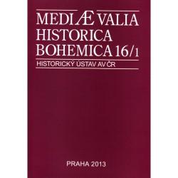 Mediaevalia historica bohemica 16/1