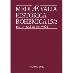Mediaevalia historica bohemica 15/2